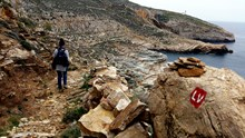 Eκστρατεία «Folegandros Routes: a step for culture & nature»