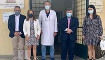 Με την Υφυπουργό Ψυχικής Υγείας, ο Φίλιππος Φόρτωμας στη Σύρο