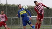 Ο Νίκος Φρέρης στην Εθνική Παίδων U16