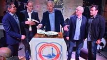 Ο Όμιλος Φουσκωτών Σύρου στη Γαμοπιλαφιάδα