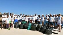Δράση καθαρισμού του ιστορικού νησιού της Γυάρου
