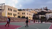 Αναστολή λειτουργίας των Γυμνασίων Σύρου