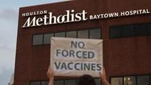 ΗΠΑ: Απορρίφθηκε προσφυγή προσωπικού νοσοκομείου του Χιούστον εναντίον υποχρεωτικού εμβολιασμού τους