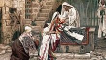 Η ανάσταση της θυγατέρας του Ιαείρου (Λουκά, κεφ. 8΄, 41-56)