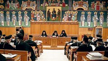"""""""Δεν συναινεί στα νέα κυβερνητικά μέτρα"""", η Ιερά Σύνοδος"""