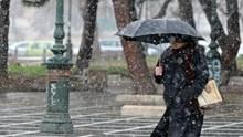 Βροχές και καταιγίδες αναμένονται και σήμερα στις Κυκλάδες