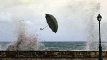 Για βροχές και καταιγίδες προειδοποιεί η ΕΜΥ