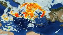 Ο Μεσογειακός κυκλώνας ενδέχεται να επηρεάσει και τις Κυκλάδες