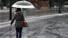 Βροχές και σποραδικές καταιγίδες, προβλέπονται αύριο στις Κυκλάδες