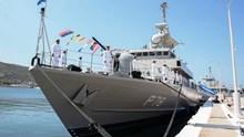 Μεγάλη μέρα για το Πολεμικό Ναυτικό: Σε επιχειρησιακή ετοιμότητα τέθηκε η ΤΠΚ P-78 ΚΑΡΑΘΑΝΑΣΗΣ με τους φονικούς Exocet MM40 Blk3