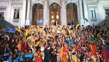 Οι νικήτριες ομάδες του Συριανού Καρναβαλιού «Γεώργιος Σουρής»