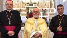Μήνυμα Σεβασμιωτάτου Επισκόπου π. Πέτρου Στεφάνου για την επισκοπική χειροτονία του π. Ιωσήφ Πρίντεζη