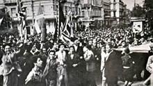 Σαν Σήμερα: Το τέλος της γερμανικής κατοχής