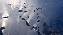 Οι Κυκλάδες από το διάστημα