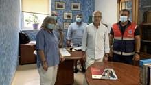 Δωρεά στο Νοσοκομείο Σύρου από τα Οπτικά Σταύρος Κοής και την Union Optic - Shamir Hellas