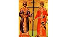 Ο άγιος και ισαπόστολος, Μέγας Κωνσταντίνος