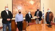 Ανέλαβε καθήκοντα ο νέος Γενικός Γραμματέας Αιγαίου και Νησιωτικής Πολιτικής