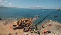 Ολοκληρώθηκε η ηλεκτρική διασύνδεση Κρήτης-Πελοποννήσου