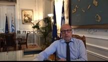 """Ο Γιώργος Λεονταρίτης στο Δημοτικό Συμβούλιο για το """"Κυκλαδικόν"""""""