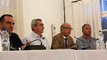 Στη συνεδρίαση του Δημοτικού Συμβουλίου Μυκόνου η ηγεσία της Περιφερειακής Αρχής Ν. Αιγαίου