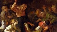 Η θεραπεία των δέκα λεπρών και το μεγάλο αμάρτημα της αχαριστίας (Λουκ. 17, 11-19)
