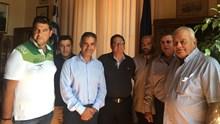 Σύνδεση Σύρου - Ραφήνας υποσχέθηκε η Golden Star Ferries