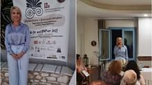 Η Κατερίνα Μονογυιού στην Πάρο και την Αντίπαρο για το 12ο Πανκυκλάδικο Συνέδριο Συλλόγων Γυναικών