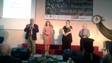 Η  Μικτή Χορωδία του Μουσικού Ομίλου Σύρου στο 3ο Πανελλήνιο Χορωδιακό Φεστιβάλ Ευρώτα