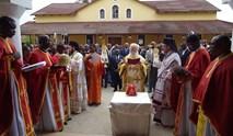 Ιστορικά εγκαίνια του Καθεδρικού Ναού Αγ. Δημητρίου