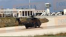 Έκλεισε το αεροδρόμιο της Μυκόνου επειδή ελικόπτερο του στρατού έπαθε... λάστιχο