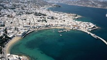 Χρυσοχοΐδης από Μύκονο: Θα κρατήσουμε, με κάθε νόμιμο μέσο, το νησί υγιές και ασφαλές