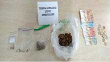 Συνελήφθη 19χρονος για κατοχή ναρκωτικών ουσιών στη Σύρο
