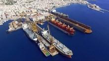 Onex Syros Shipyards: Το 100ό πλοίο είναι γεγονός