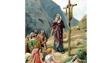 Η συνομιλία του Ιησού με τον άρχοντα Νικόδημο - Κυριακή προ της Υψώσεως του Τιμίου Σταυρού