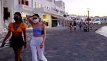 Μύκονος - Σαντορίνη: 2 εκατ. τουρίστες από Ιανουάριο έως Σεπτέμβριο 2021