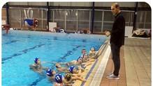 Ναυτικός Όμιλος Σύρου: Α' Φάση πρωταθλήματος Υδατοσφαίρισης Β' Εθνικής Ανδρών