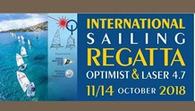 Regatta Ιστιοπλοΐας από το Ναυτικό Όμιλο Σύρου