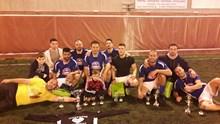 Ο Όλυμπος πρωταθλητής του  Mini Football 5?5 Vissas Club