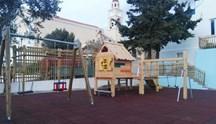 Ξεκινά τη λειτουργία της η νέα παιδική χαρά στον Γαλησσά