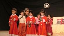 Δεκάδες παιδικές φωνές τραγουδήσαν τα Χριστούγεννα