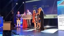 Άλλη μια διάκριση συντελεστών του Πανεπιστημίου Αιγαίου σε διαγωνισμό επιχειρηματικότητας
