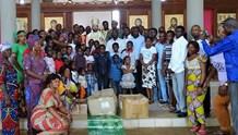 Ποιμαντική επίσκεψη στη Ενορία του Nkayi