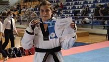 Σύρος: Η Μαίρη Παντελή στην 3η θέση αθλητικής διοργάνωσης TAEKWONDO