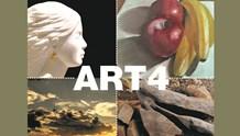 ART4: Τέσσερις καλλιτέχνες παρουσιάζουν έργα ζωγραφικής, γλυπτικής και φωτογραφίας στην Ερμούπολη