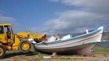 Πρωτοβουλία για τη διάσωση των παραδοσιακών αλιευτικών σκαφών