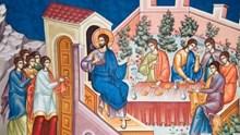 Η ΠΑΡΑΒΟΛΗ ΤΩΝ ΒΑΣΙΛΙΚΩΝ ΓΑΜΩΝ (Ματθ. 22, 2-14)