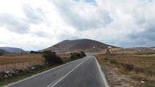 Συντήρηση οδικού δικτύου Πάρου - Αντιπάρου
