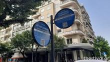 Θεσσαλονίκη: Τοποθετήθηκαν οι πρώτες έξυπνες πινακίδες στο κέντρο της πόλης
