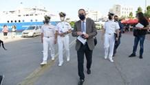 """Γιάννης Πλακιωτάκης: """"Ο έλεγχος στα λιμάνια είναι πλήρης με ταχύτητα και αποτελεσματικότητα"""""""