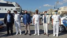 Στην Σύρο ο Υπουργός Ναυτιλίας, Γιάννης Πλακιωτάκης